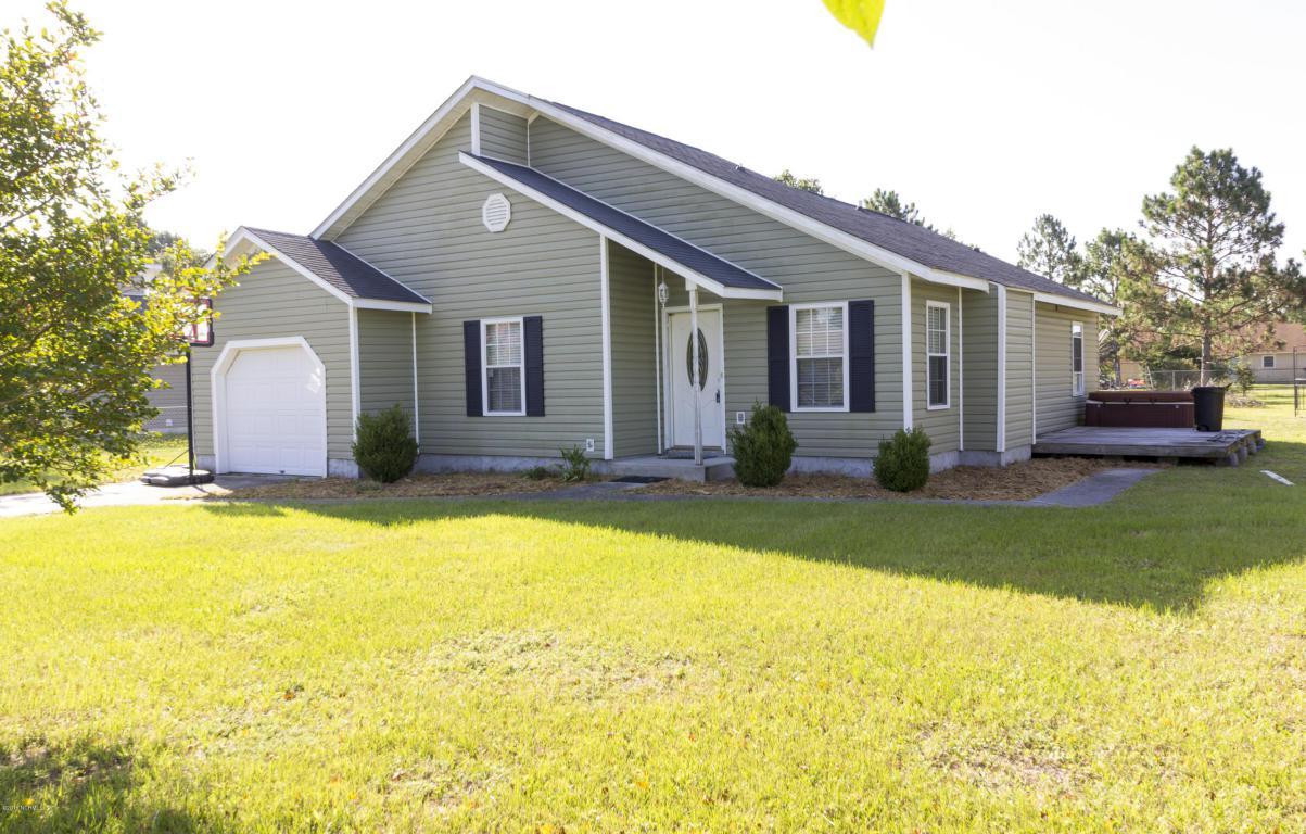 300 W Volant Street, Hubert, NC 28539 (MLS #100023454) :: Century 21 Sweyer & Associates