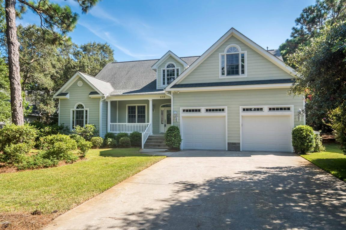 205 Narcissus Mews, Caswell Beach, NC 28465 (MLS #100023559) :: Century 21 Sweyer & Associates