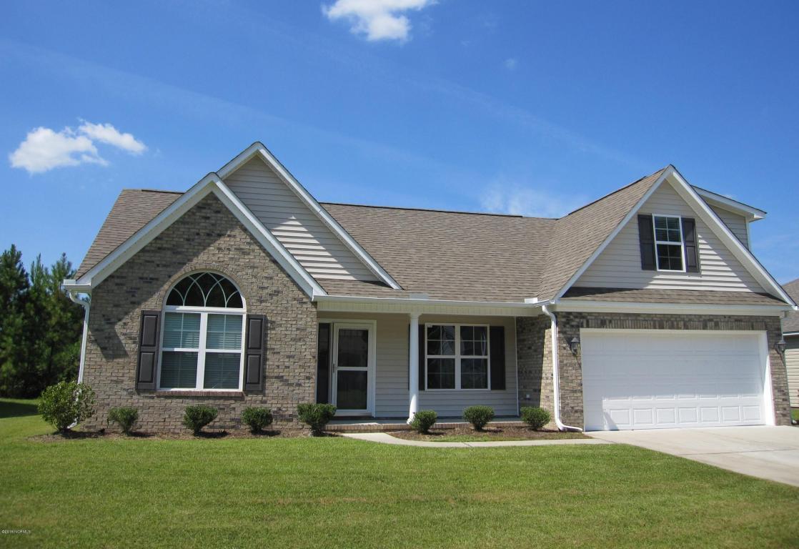 422 Satterfield Drive, New Bern, NC 28560 (MLS #100023712) :: Century 21 Sweyer & Associates