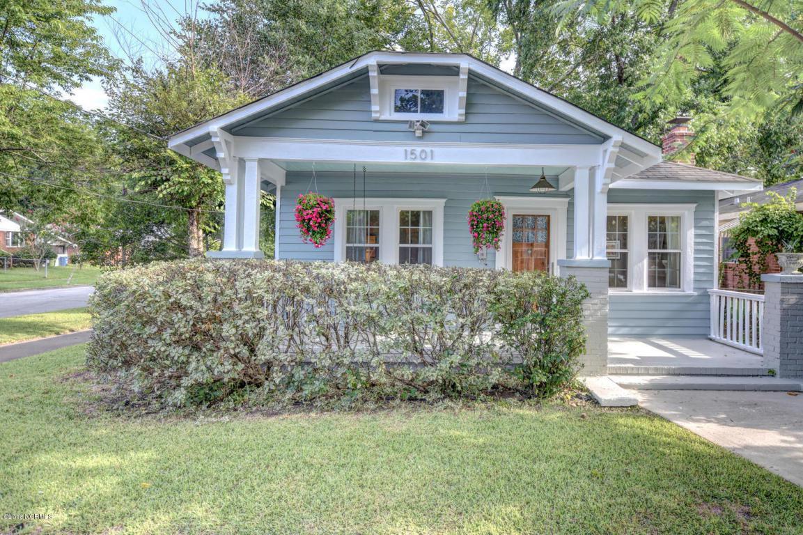 1501 Nun Street, Wilmington, NC 28401 (MLS #100023932) :: Century 21 Sweyer & Associates