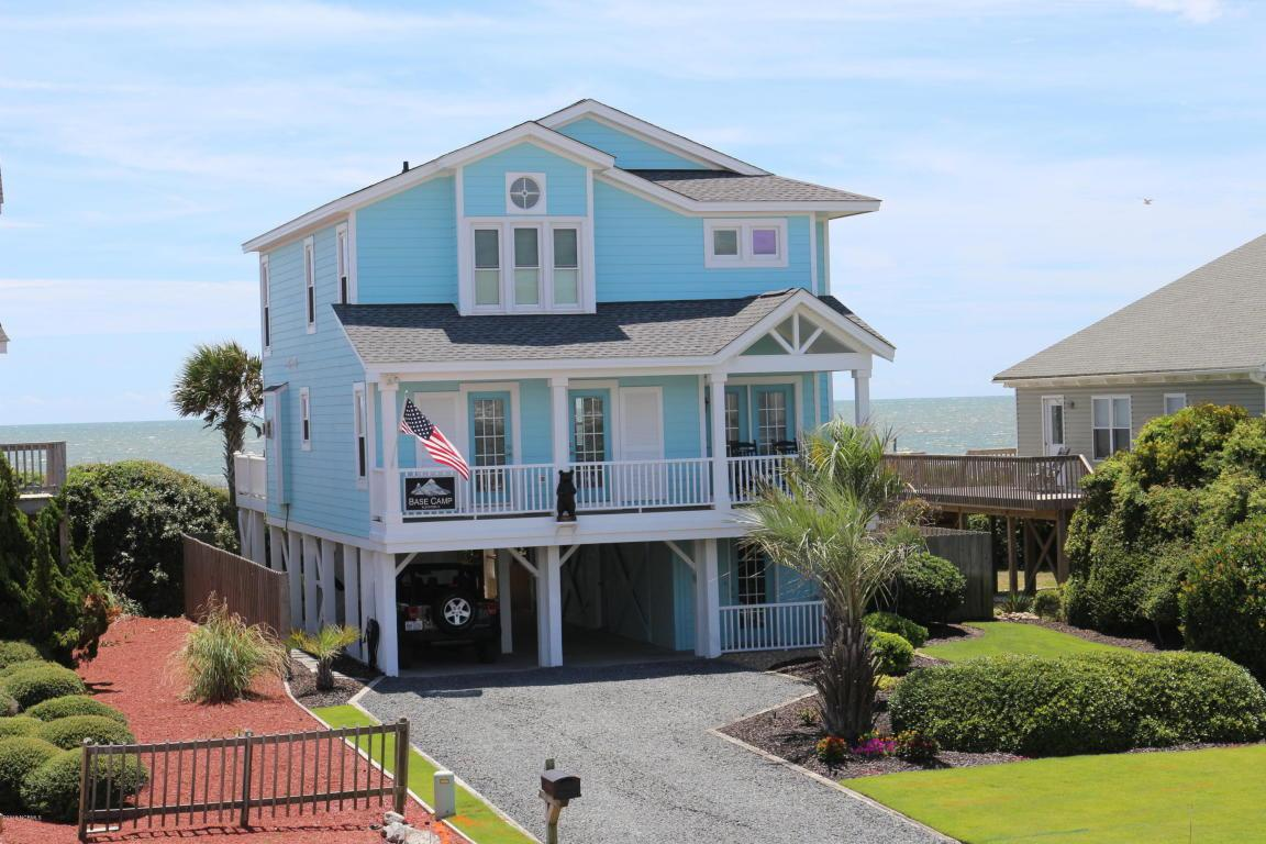 153 Ocean Boulevard W, Holden Beach, NC 28462 (MLS #100023959) :: Century 21 Sweyer & Associates