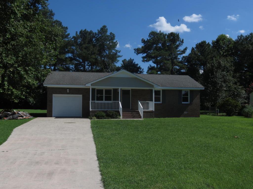 607 W Grantham Rd, New Bern, NC 28562 (MLS #100024039) :: Century 21 Sweyer & Associates