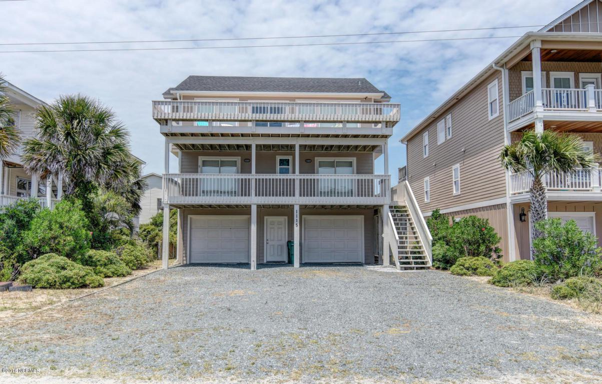 1115 S Shore Drive, Surf City, NC 28445 (MLS #100024111) :: Century 21 Sweyer & Associates