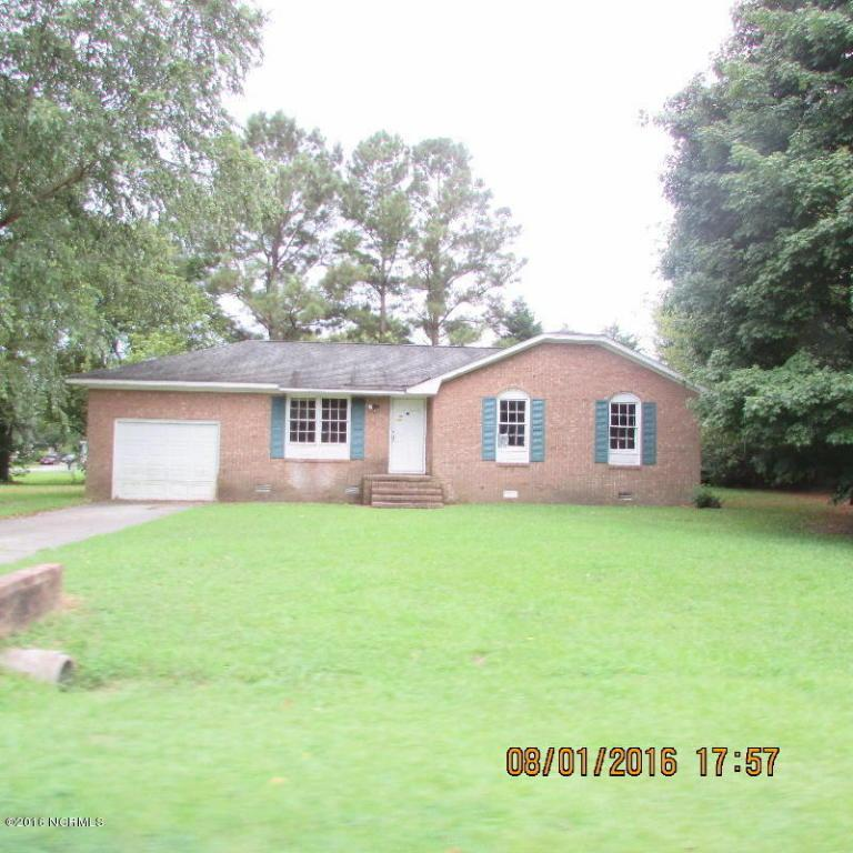 618 Circle Drive, Greenville, NC 27858 (MLS #100024156) :: Century 21 Sweyer & Associates