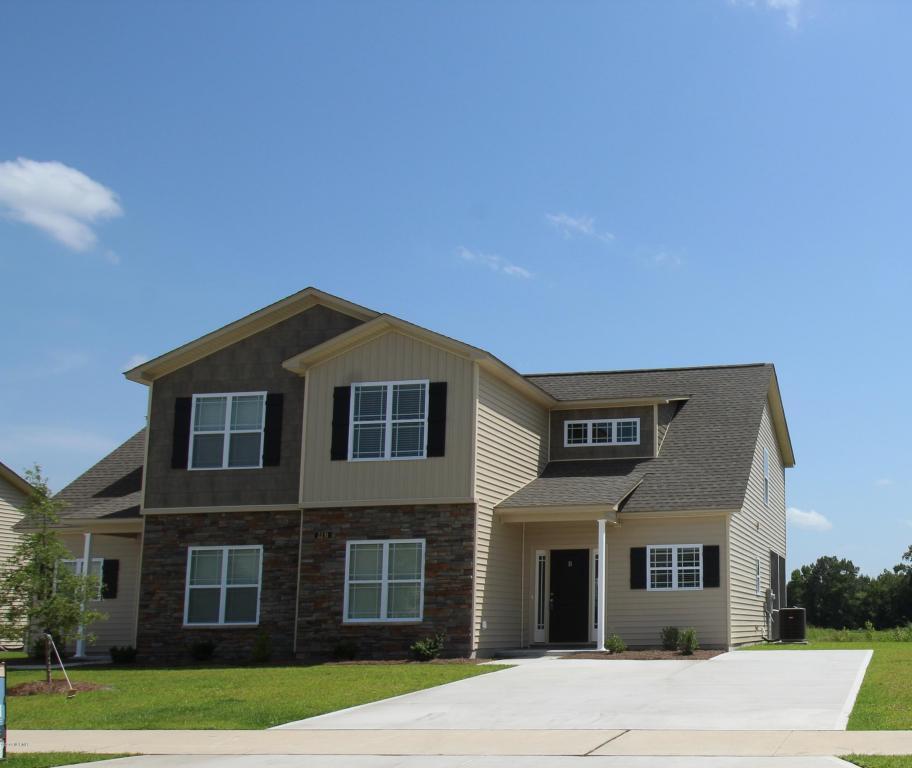 2235 Sweet Bay Drive B, Greenville, NC 27834 (MLS #100024306) :: Century 21 Sweyer & Associates
