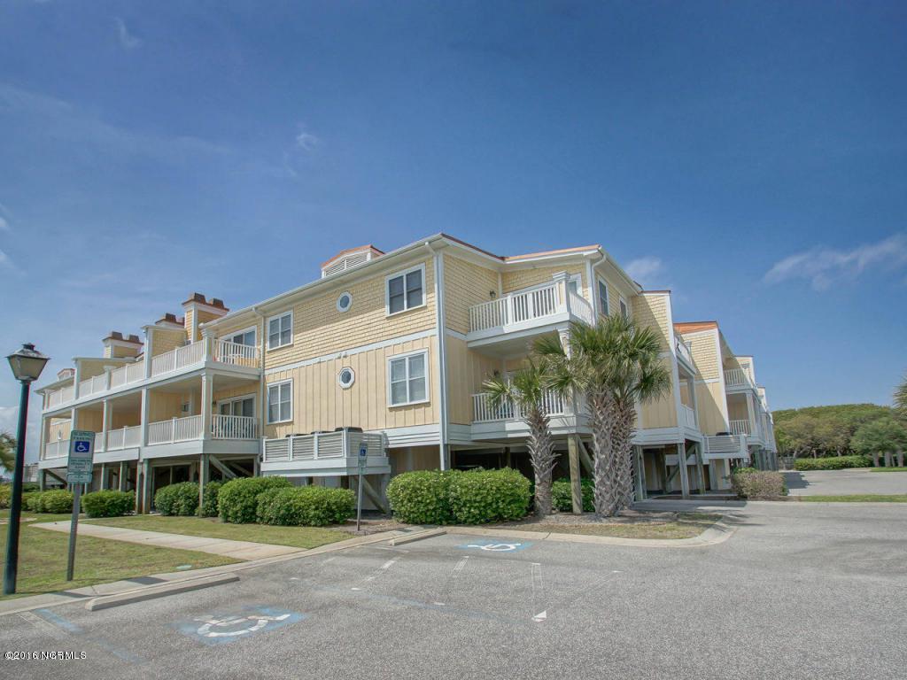700 Ocean Drive #104, Oak Island, NC 28465 (MLS #100024347) :: Century 21 Sweyer & Associates