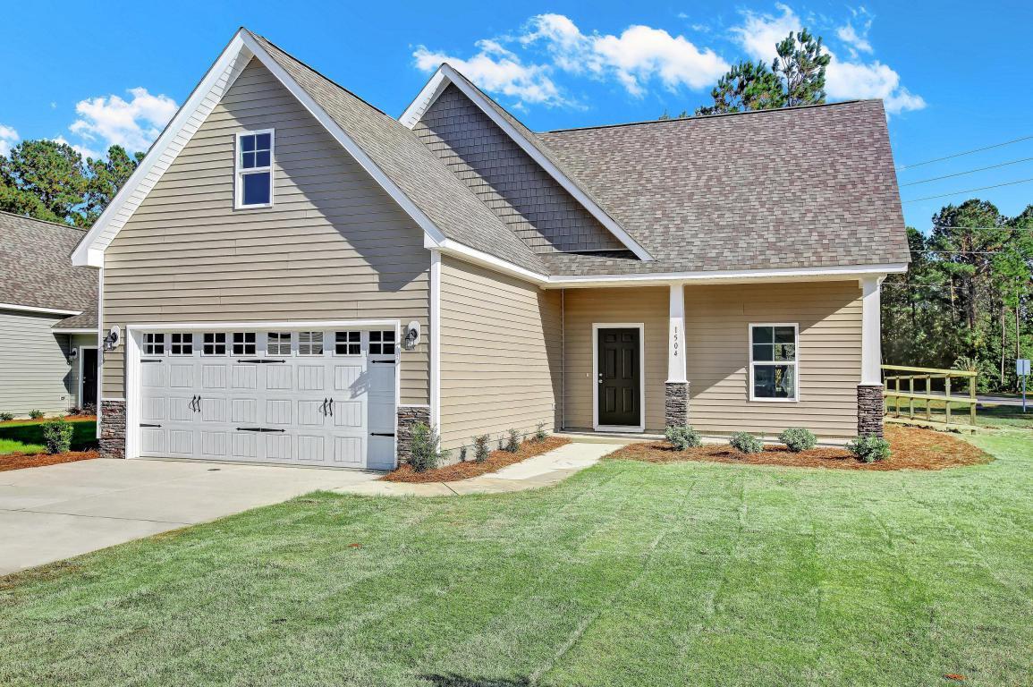 1504 Hansbrough Court, Wilmington, NC 28411 (MLS #100024414) :: Century 21 Sweyer & Associates
