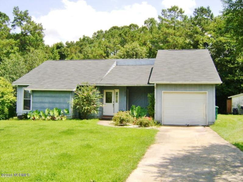 2028 Hunters Ridge Drive, Midway Park, NC 28544 (MLS #100024572) :: Century 21 Sweyer & Associates