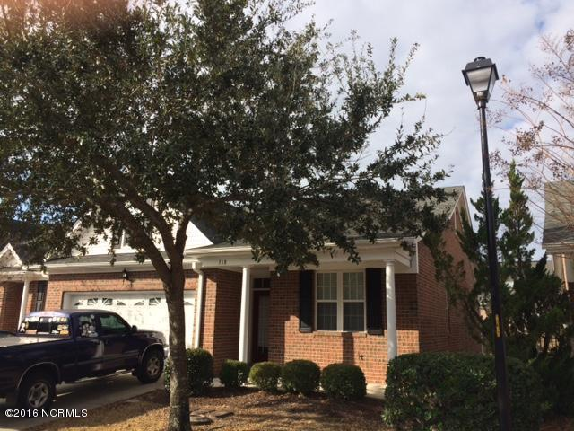 318 Monlandil Drive #168, Wilmington, NC 28403 (MLS #100024625) :: RE/MAX Essential