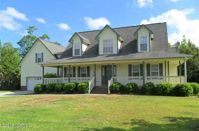 212 River Bend Road, Jacksonville, NC 28540 (MLS #100024688) :: Century 21 Sweyer & Associates