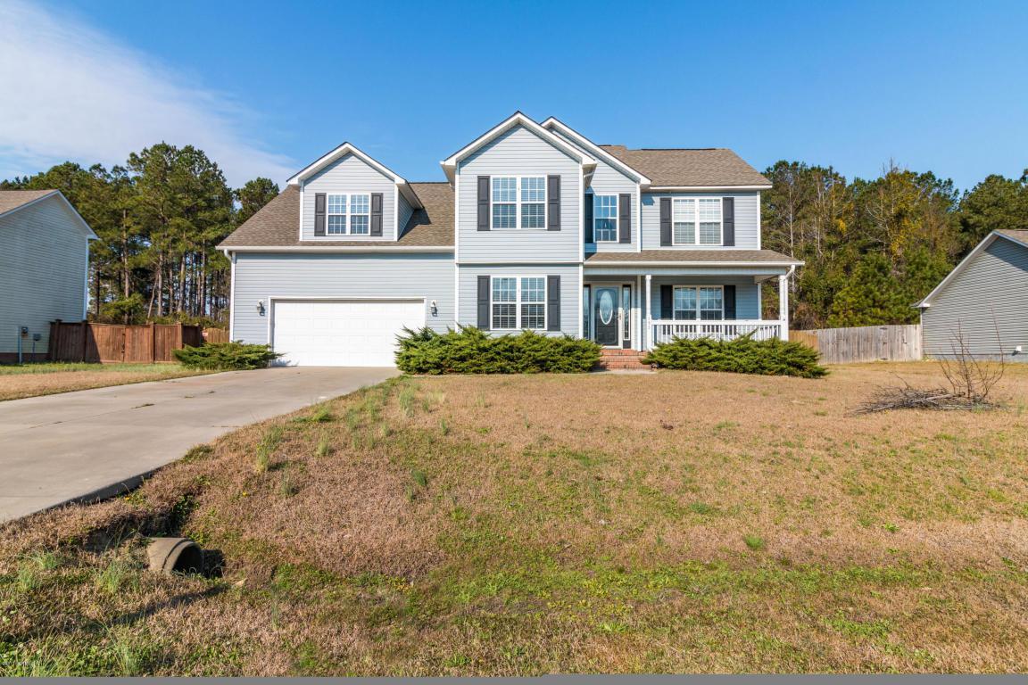 153 Louie Lane, Jacksonville, NC 28540 (MLS #100024800) :: Century 21 Sweyer & Associates