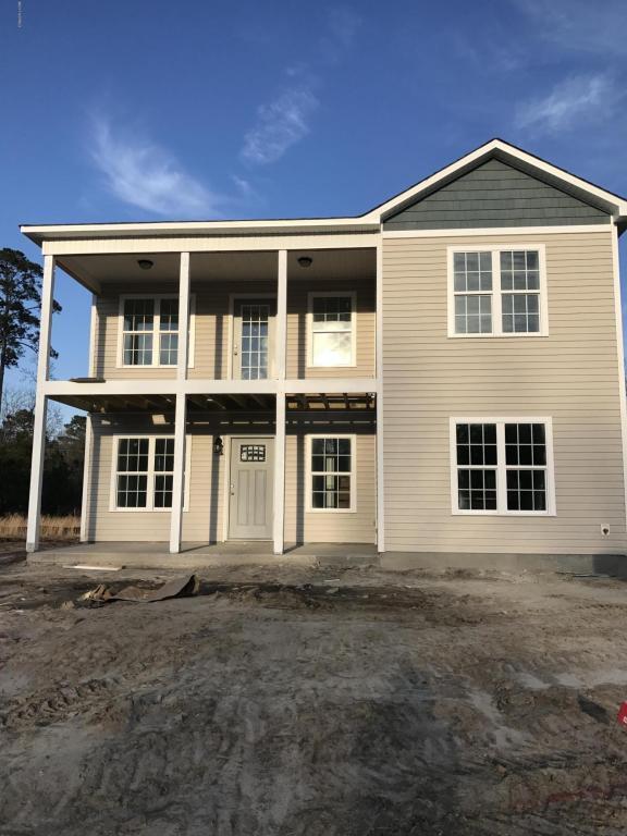 214 Robert Alan Drive, Jacksonville, NC 28546 (MLS #100024925) :: Century 21 Sweyer & Associates