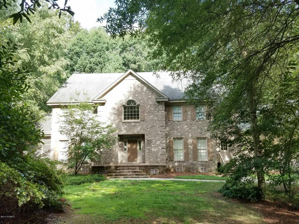 2813 Deerfield Lane N, Wilson, NC 27896 (MLS #100025016) :: Century 21 Sweyer & Associates