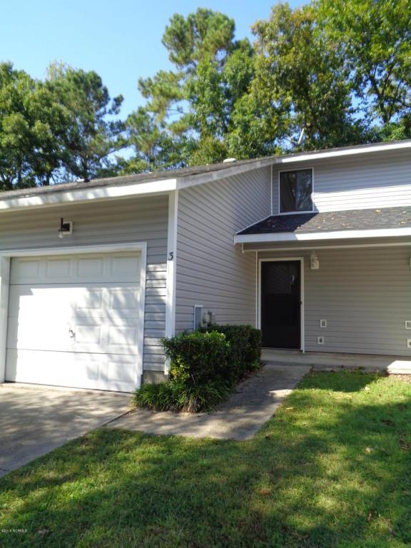 3 S Onsville Place, Jacksonville, NC 28546 (MLS #100025256) :: Century 21 Sweyer & Associates