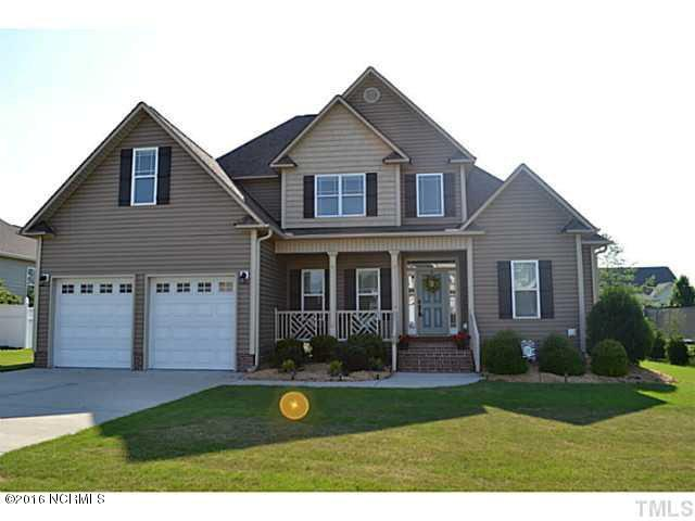38 Wembury Drive, Clayton, NC 27527 (MLS #100025371) :: Century 21 Sweyer & Associates