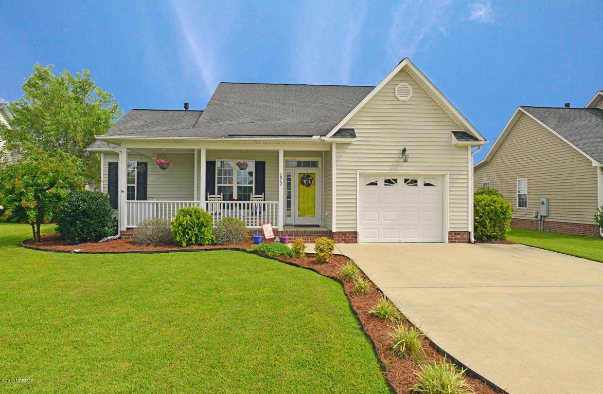 1517 Ashmoor Lane, Winterville, NC 28590 (MLS #100025384) :: Century 21 Sweyer & Associates