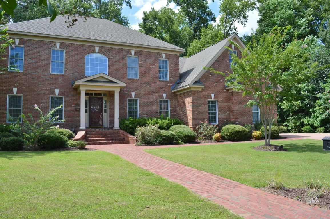 2800 Marylebone Circle, Greenville, NC 27858 (MLS #100025388) :: Century 21 Sweyer & Associates