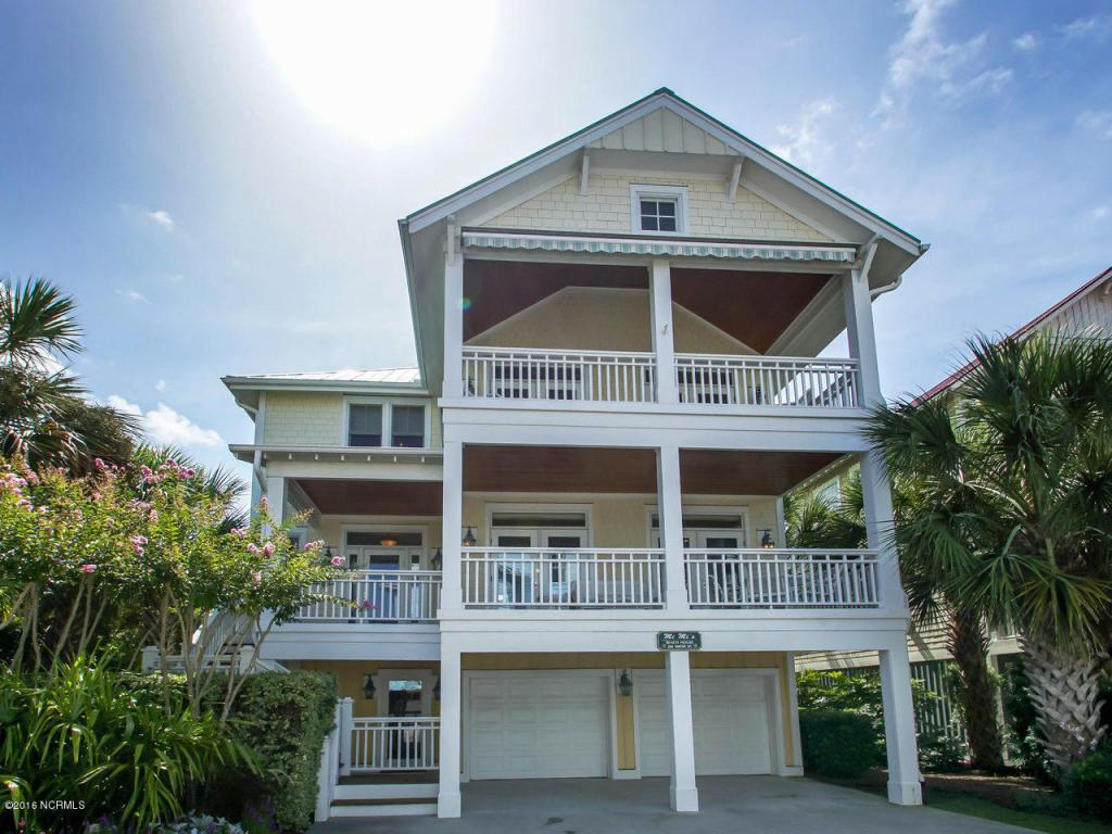 209 Water Street, Wrightsville Beach, NC 28480 (MLS #100025411) :: Century 21 Sweyer & Associates