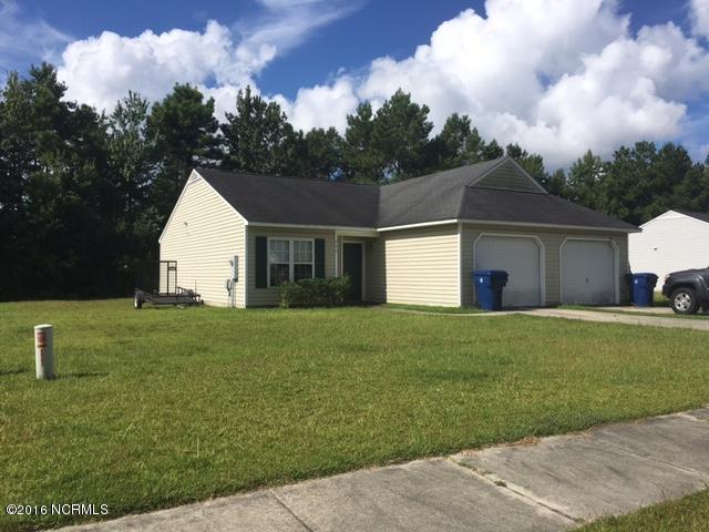 136 Gooding Drive, Havelock, NC 28532 (MLS #100025459) :: Century 21 Sweyer & Associates