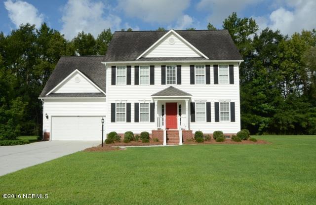 100 Henrian Street, Richlands, NC 28574 (MLS #100025575) :: Century 21 Sweyer & Associates