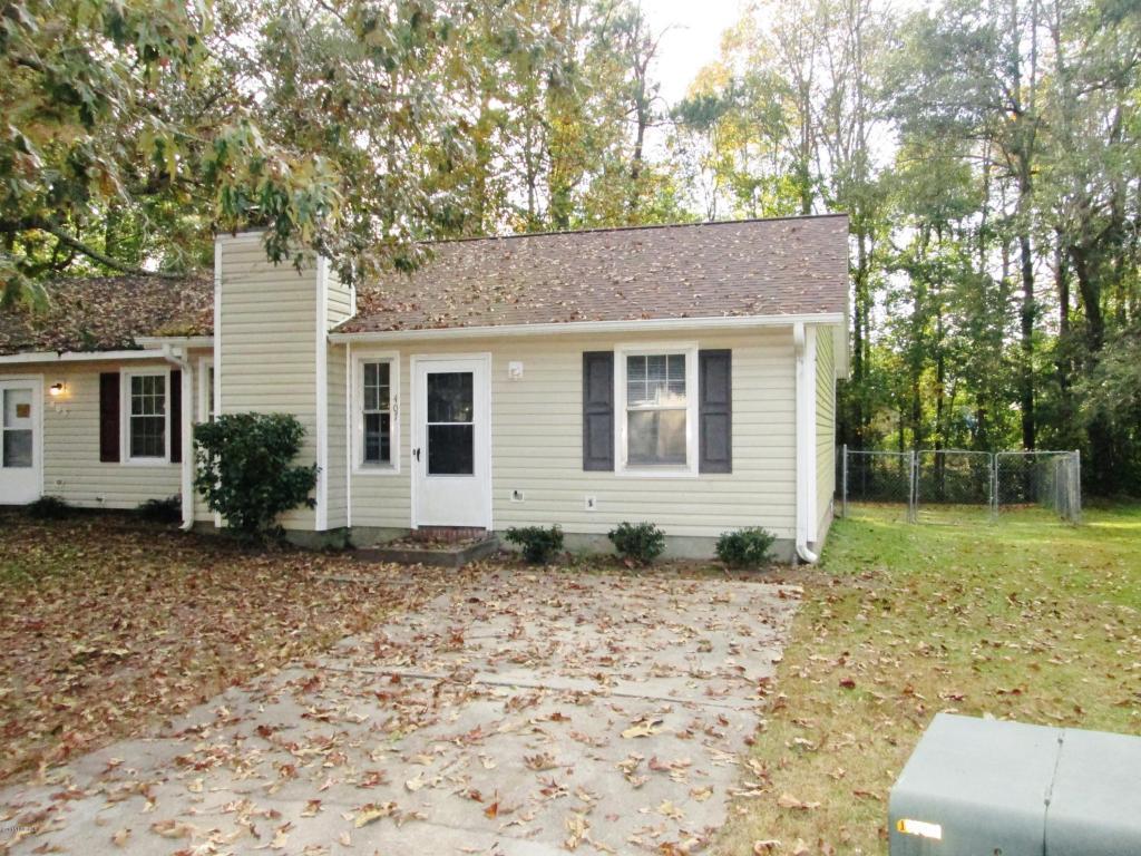 407 Cedar Creek Drive, Jacksonville, NC 28540 (MLS #100025700) :: Century 21 Sweyer & Associates