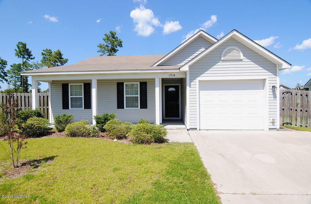 1514 Pine Harbor Way, Leland, NC 28451 (MLS #100026071) :: Century 21 Sweyer & Associates