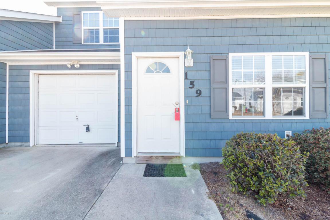 159 Kelly Circle, Hubert, NC 28539 (MLS #100026247) :: Century 21 Sweyer & Associates