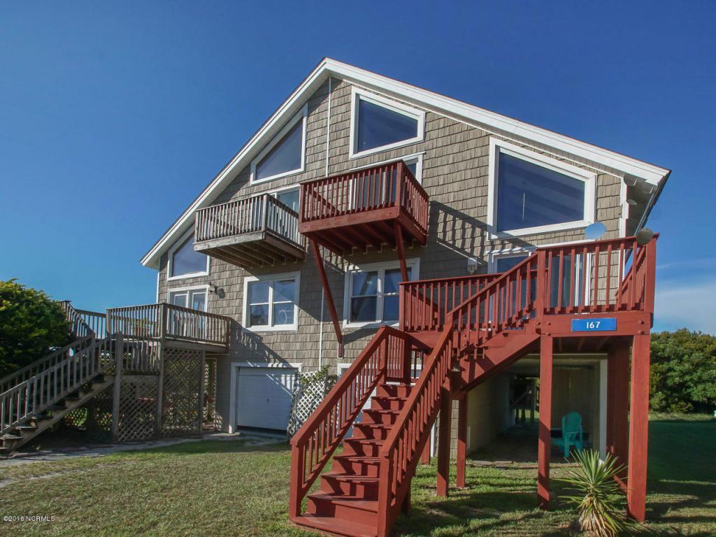 167 Sea Gull Lane, North Topsail Beach, NC 28460 (MLS #100026322) :: Century 21 Sweyer & Associates