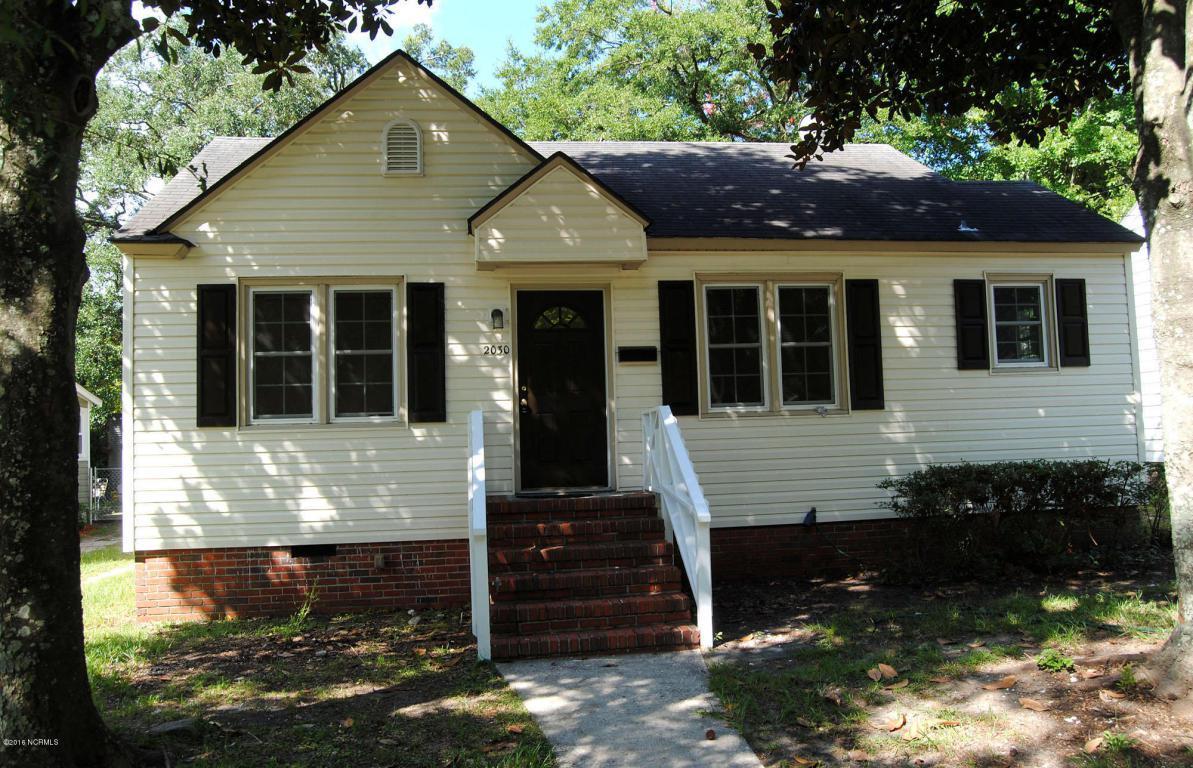 2030 Burnett Boulevard, Wilmington, NC 28401 (MLS #100026374) :: Century 21 Sweyer & Associates
