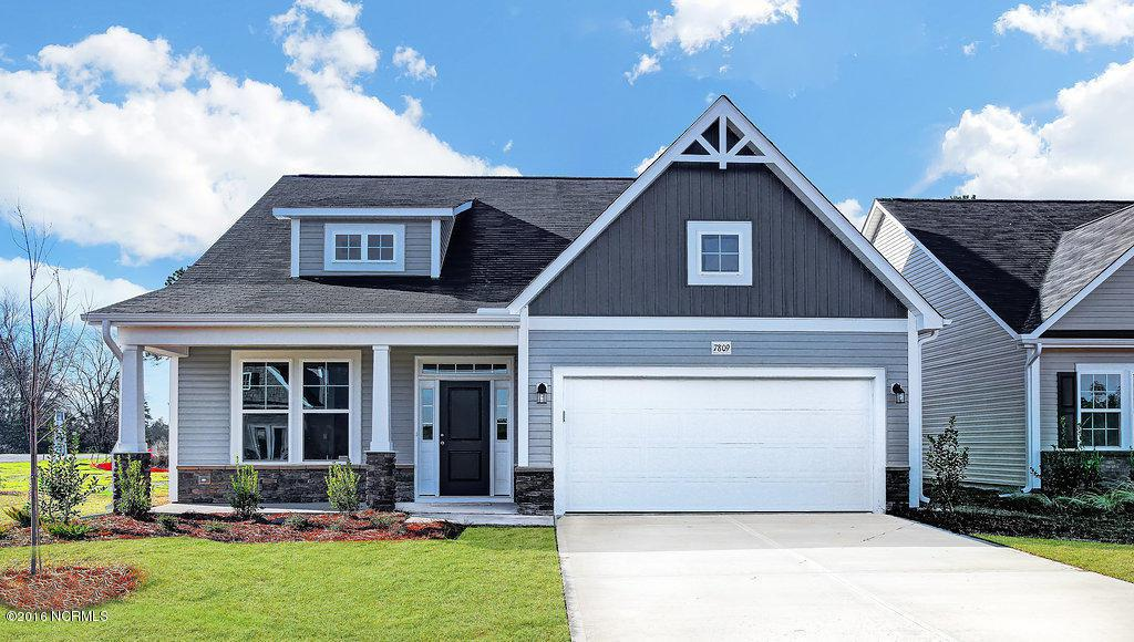 7809 Bristlecone Drive, Wilmington, NC 28411 (MLS #100026463) :: Century 21 Sweyer & Associates