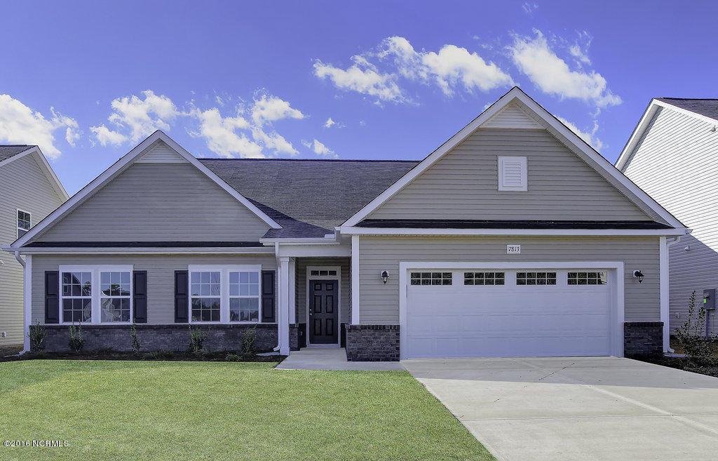 7813 Bristlecone Drive, Wilmington, NC 28411 (MLS #100026478) :: Century 21 Sweyer & Associates