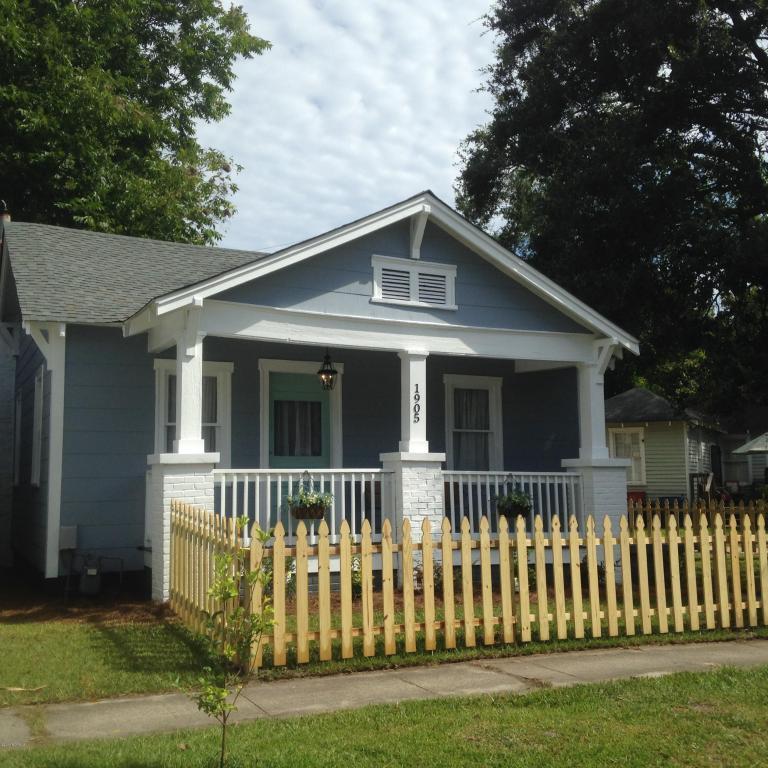 1905 Carolina Avenue, Wilmington, NC 28403 (MLS #100026508) :: Century 21 Sweyer & Associates