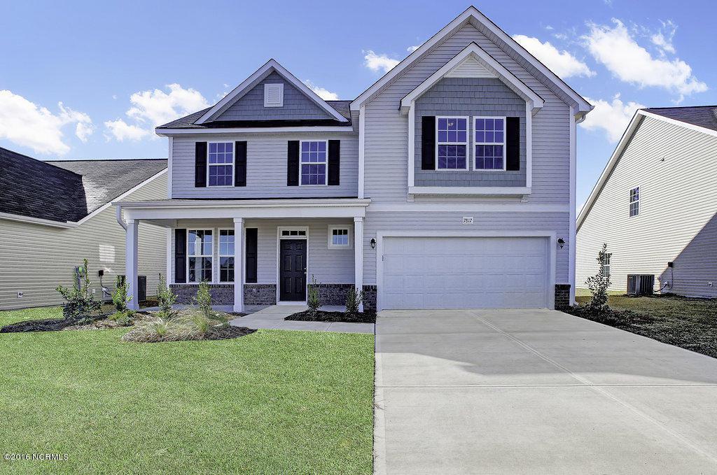7817 Bristlecone Drive, Wilmington, NC 28411 (MLS #100026509) :: Century 21 Sweyer & Associates