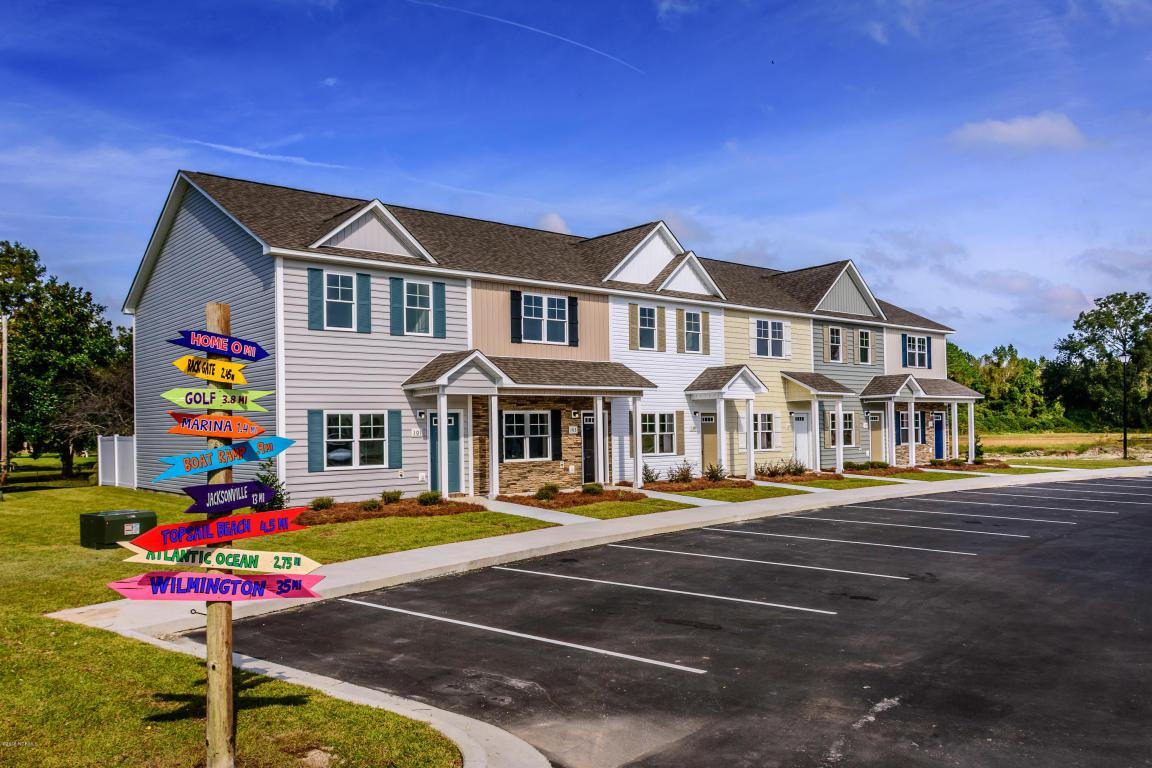 107 Justice Farm Drive, Sneads Ferry, NC 28460 (MLS #100026896) :: Century 21 Sweyer & Associates