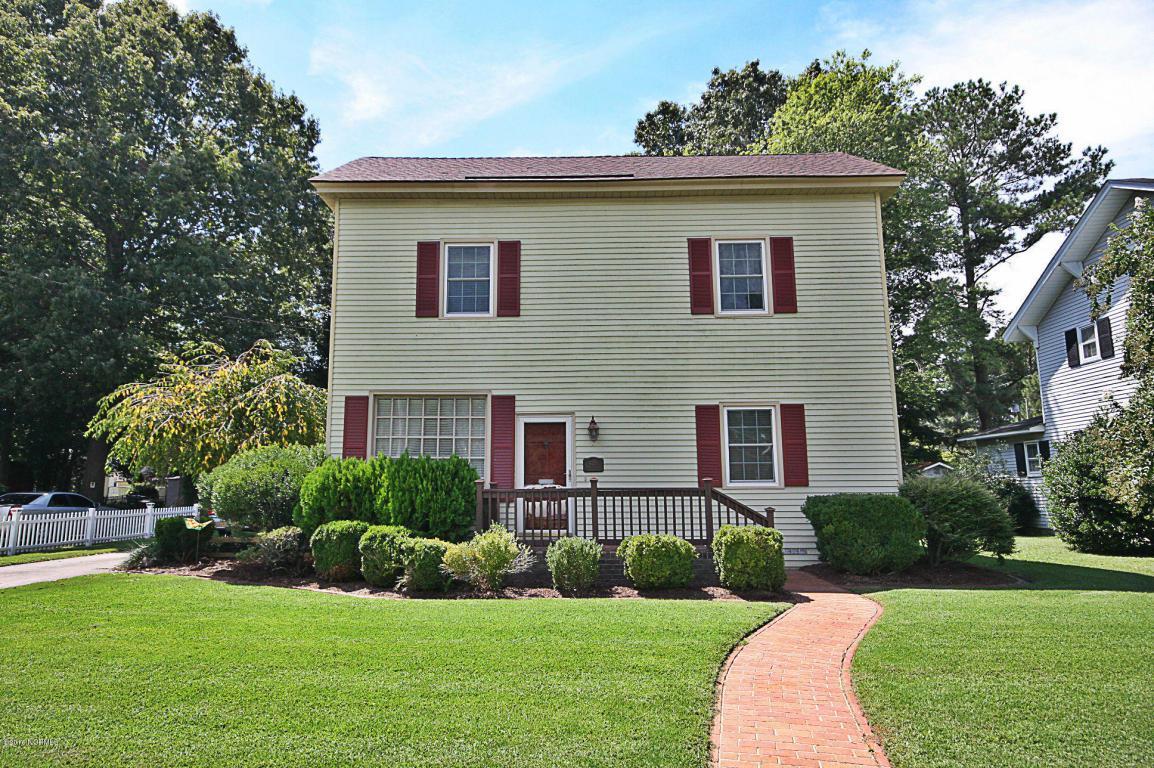 4129 Jones Street, Farmville, NC 27828 (MLS #100027041) :: Century 21 Sweyer & Associates