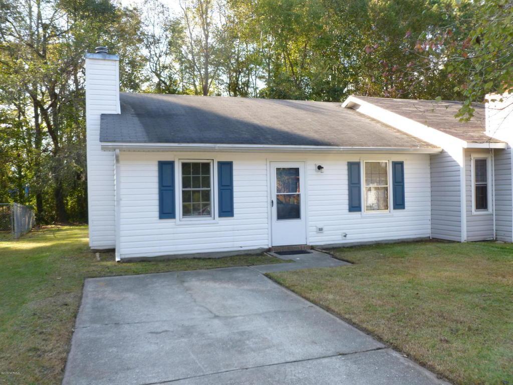 409 Cedar Creek Drive, Jacksonville, NC 28540 (MLS #100027107) :: Century 21 Sweyer & Associates