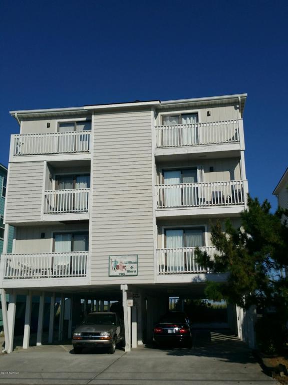 708 Carolina Beach Avenue N 11A, Carolina Beach, NC 28428 (MLS #100027134) :: Century 21 Sweyer & Associates
