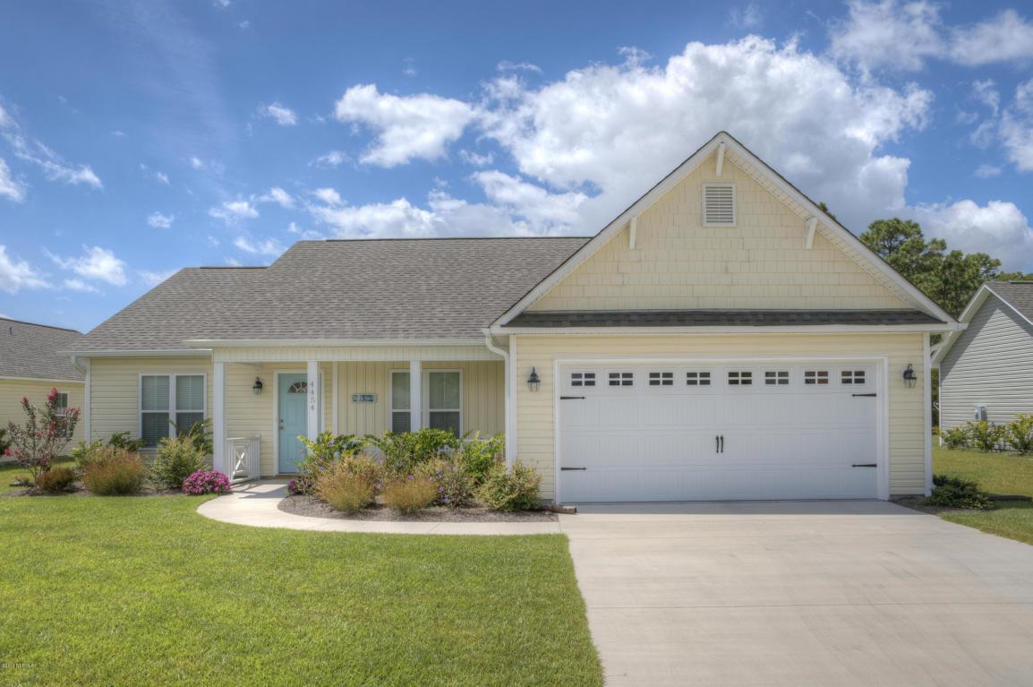 4454 Maritime Oak Drive SE, Southport, NC 28461 (MLS #100027160) :: Century 21 Sweyer & Associates