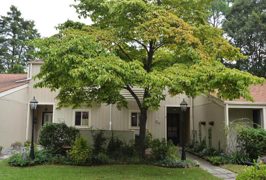 56 Quarterdeck Townes, New Bern, NC 28562 (MLS #100027804) :: Century 21 Sweyer & Associates