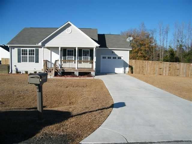 301 Boss Court, Richlands, NC 28574 (MLS #100027827) :: Century 21 Sweyer & Associates