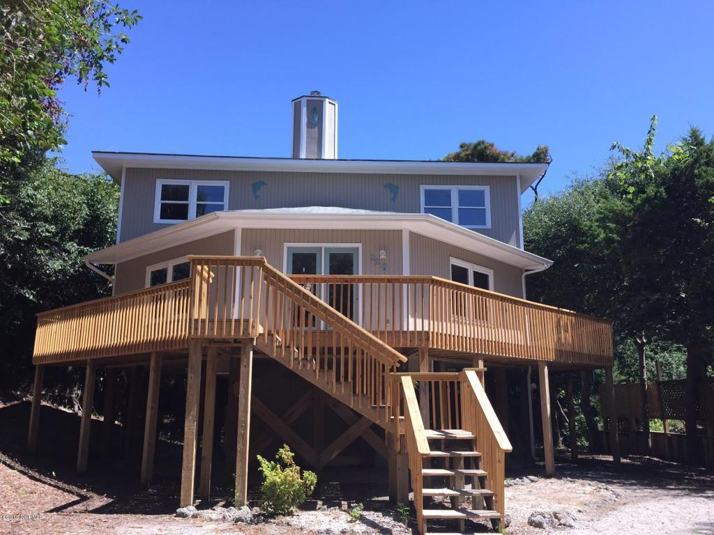 110 Jackson Avenue, Emerald Isle, NC 28594 (MLS #100027860) :: Century 21 Sweyer & Associates