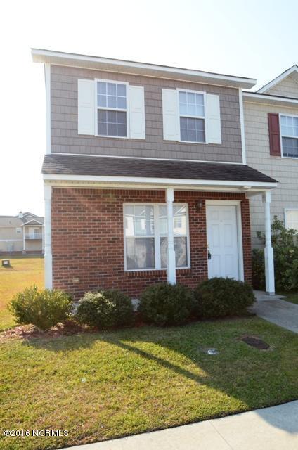 201 Bridgewood Drive, Jacksonville, NC 28546 (MLS #100027871) :: Century 21 Sweyer & Associates
