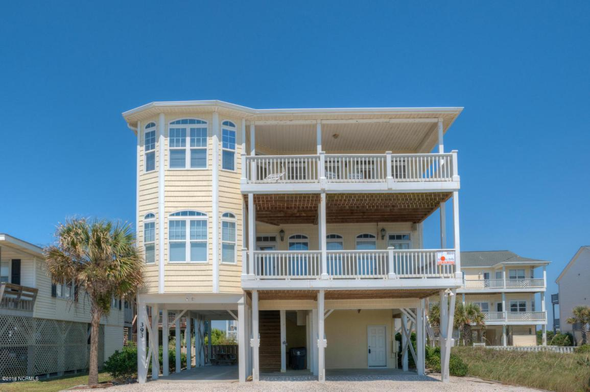 393 E First Street, Ocean Isle Beach, NC 28469 (MLS #100027883) :: Century 21 Sweyer & Associates