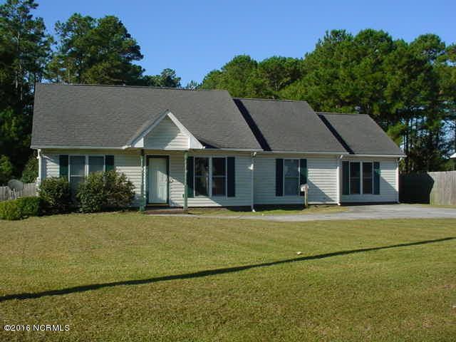 810 Wood Creek Drive, Hubert, NC 28539 (MLS #100028009) :: Century 21 Sweyer & Associates