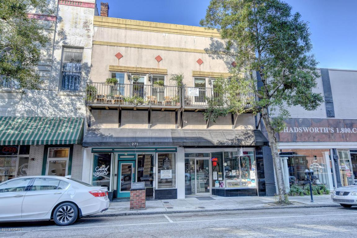 273 N Front Street C, Wilmington, NC 28401 (MLS #100028185) :: Century 21 Sweyer & Associates