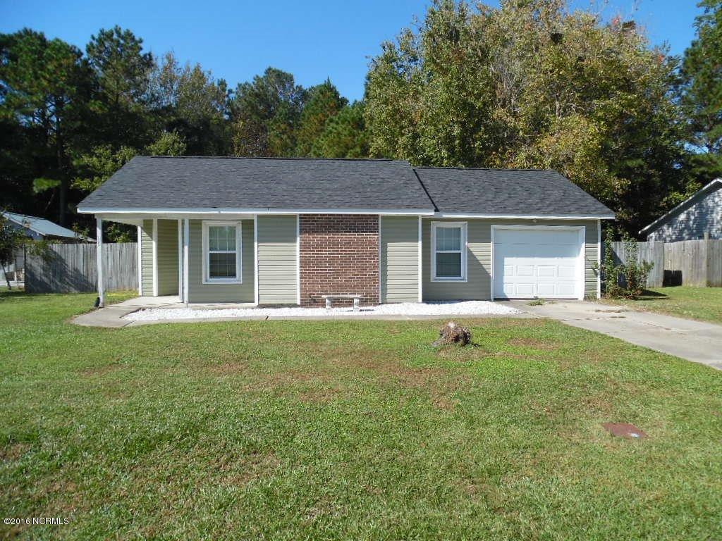 109 Hearthstone Court, Jacksonville, NC 28546 (MLS #100028236) :: Century 21 Sweyer & Associates