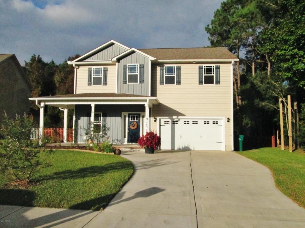 449 Patriots Point Lane, Swansboro, NC 28584 (MLS #100028352) :: Century 21 Sweyer & Associates