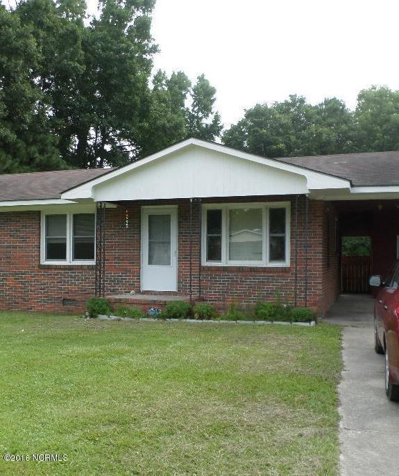 1374 Murrill Hill Road, Jacksonville, NC 28540 (MLS #100028397) :: Century 21 Sweyer & Associates