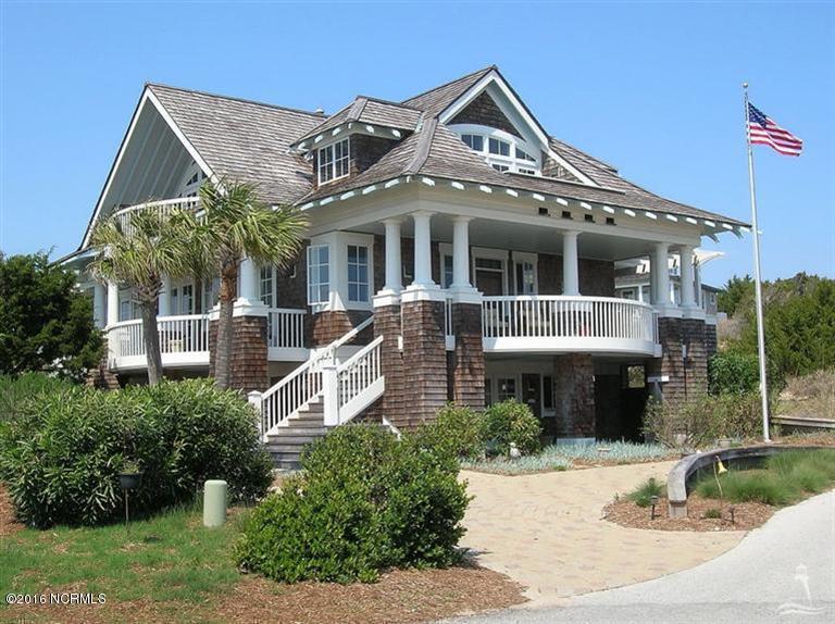 981 S South Bald Head Wynd, Bald Head Island, NC 28461 (MLS #100028435) :: Century 21 Sweyer & Associates