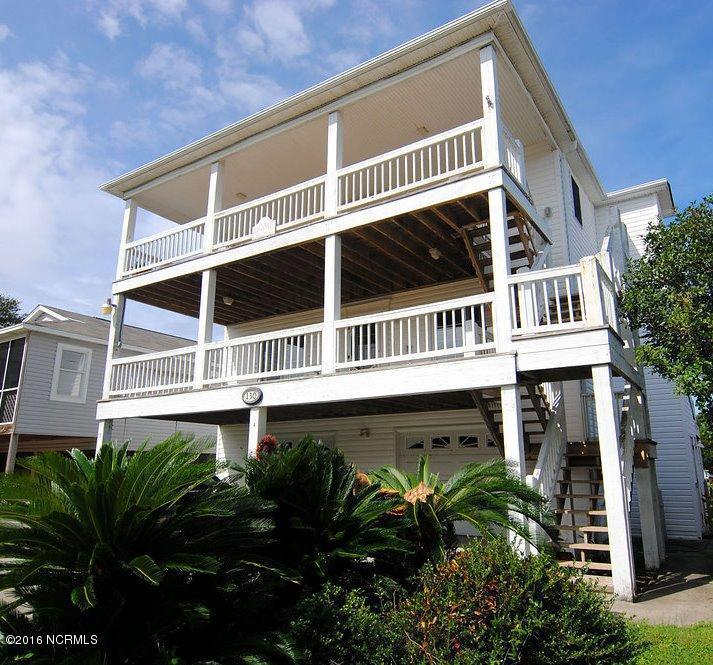 130 Fifth Avenue S, Kure Beach, NC 28449 (MLS #100028504) :: Century 21 Sweyer & Associates